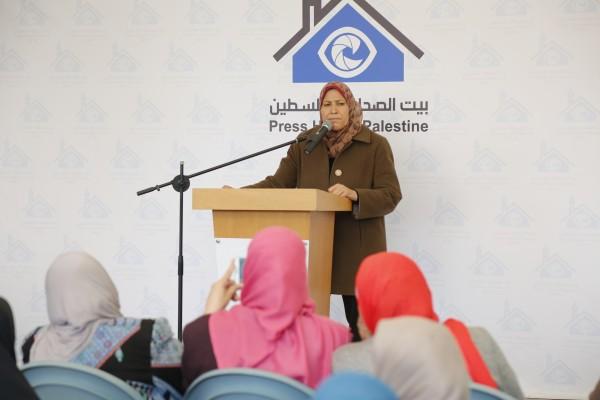 حمد تطالب بمواءمة التشريعات والقوانين الفلسطينية مع اتفاقية سيداو