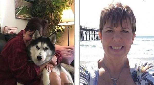 كلبة تكتشف إصابة صاحبتها بالسرطان بواسطة حاسة الشم