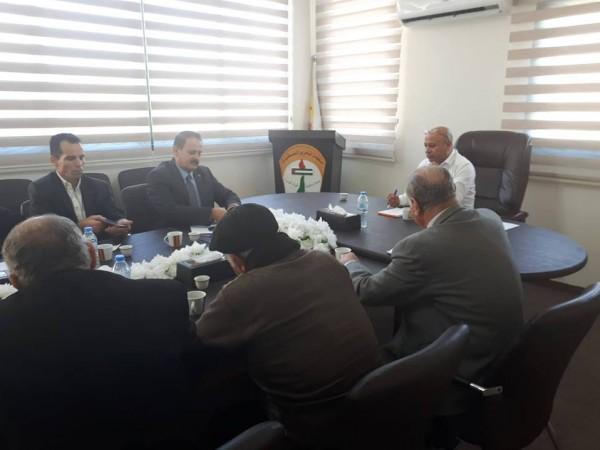 أبو هولي: حق العودة حق ثابت ومبدئي لدى القيادة الفلسطينية ومنظمة التحرير