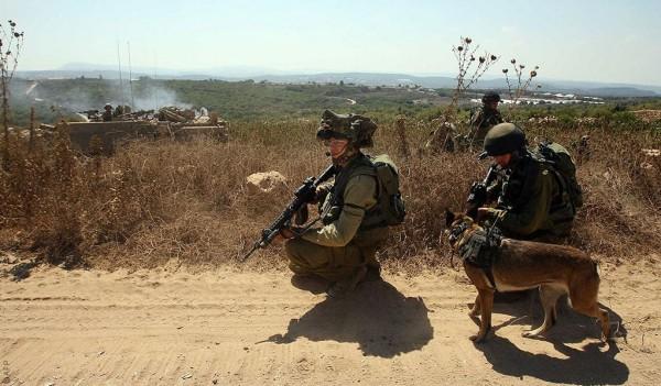 الجيش الإسرائيلي يُرسل لواء (الكوماندوز) للحدود الشمالية