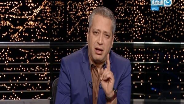"""تامر أمين يكشف مفاجأة بشأن فستان رانيا يوسف: """"مينفعش تستعبطينا يا رانيا"""""""