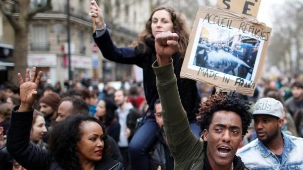 دول عربية تُحذر رعاياها بفرنسا من المظاهرات
