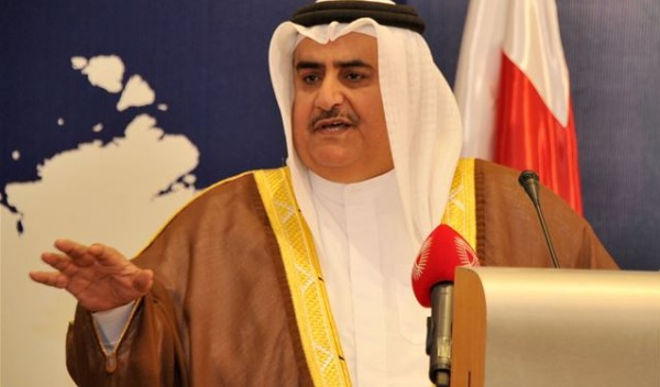 تعليق من وزير خارجية البحرين على أنفاق حزب الله