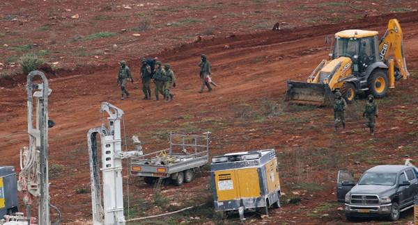 """شروط إسرائيلية """"حاسمة"""" للبنان بشأن أنفاق حزب الله"""
