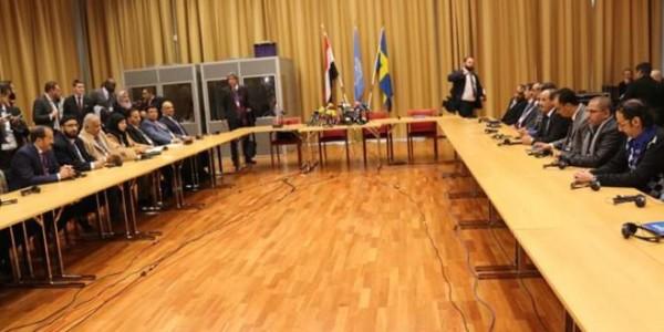 الحوثيون يرفضون مقترحاً تقدمت به الحكومة خلال محادثات السويد الأممية