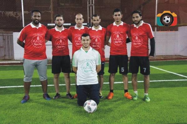 نهائي مرتقب لبطولة الراحل مصباح العسقلاني لكرة القدم
