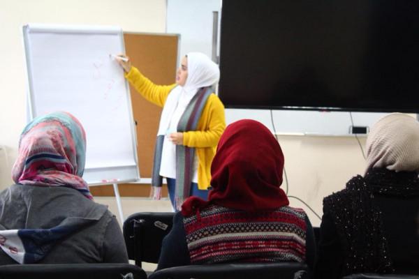 الفلسطينية لإسناد الطلبة تنظم ورشة تدريبية لمشاركي HULT PRIZE