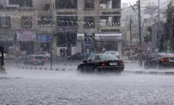 هذه كمية الأمطار التي هطلت على فلسطين خلال المنخفض الأخير
