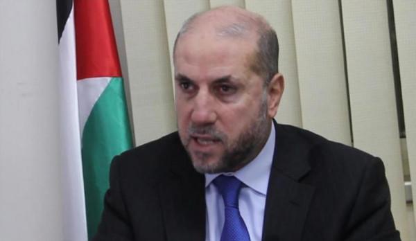 """الهباش: إفشال مشروع """"دولة غزة"""" واجب وضرورة لحماية مشروع دولة فلسطين"""
