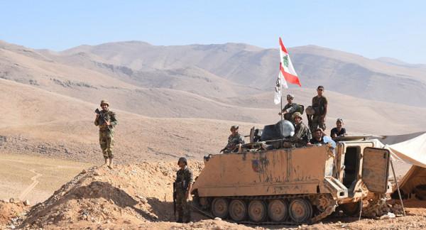 الجيش اللبناني يكشف عن استعداداته على حدوده مع الاحتلال الإسرائيلي