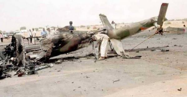 مصرع سبعة مسؤولين في تحطم طائرة مروحية شرقي السودان