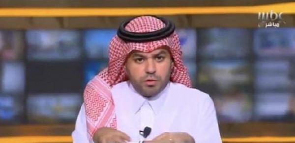 """""""اللي رجال فيكم يسويها"""".. هل هذه العبارة هي التي قصمت ظهر الإعلامي علي العلياني؟"""
