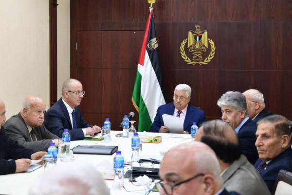 تنفيذية المنظمة تجتمع الخميس لبحث اتخاذ خطوات لإنهاء أوضاع غزة