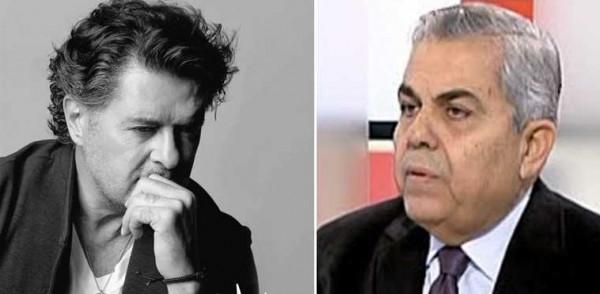 """فيديو: نائب لبناني يهدد راغب علامة: """"لازم يطير راسه"""".. والأخير يرد"""