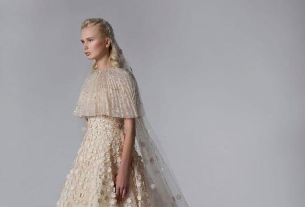 ef793e839b4f1 فساتين زفاف 2019 من جورج حبيقة