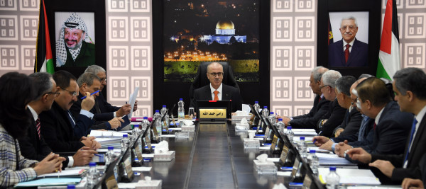 مجلس الوزراء: الاحتلال يتحمل مسؤولية دعواته التحريضية ضد الرئيس عباس