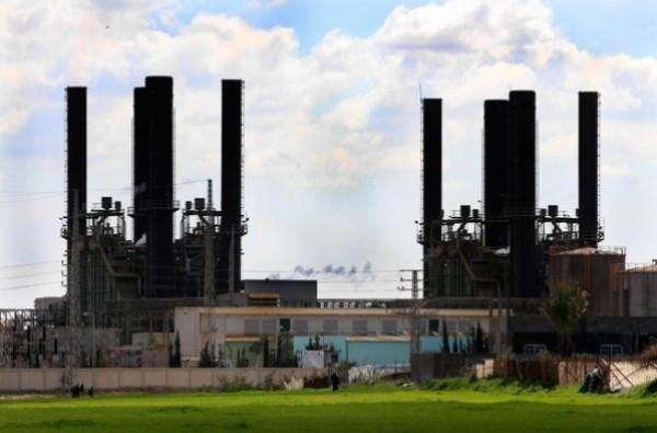 هل بدأت سلطة الطاقة إجراءات تزويد محطة توليد كهرباء غزة بالغاز الإسرائيلي؟