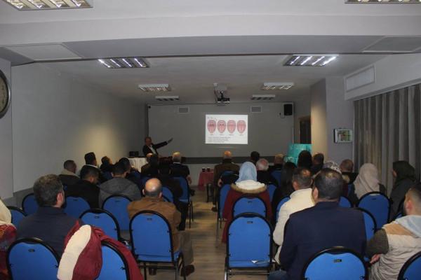جمعية بيت لحم العربية تعقد ورشة حول التخدير ما قبل العمليات
