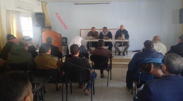 جمعية المزارعين الفلسطينيين تنظم ورشة عمل للاطلاع على مشاكل المزارعين