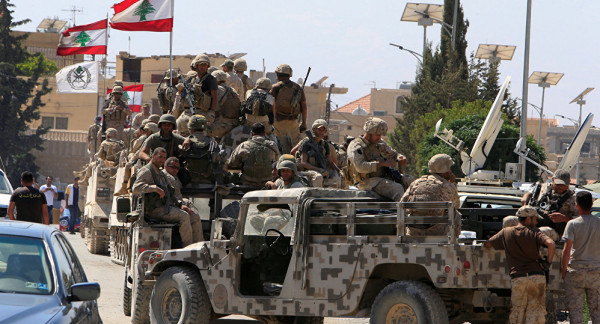 إسرائيل تفشل في وقف الدعم الأميركيّ للجيش اللبناني