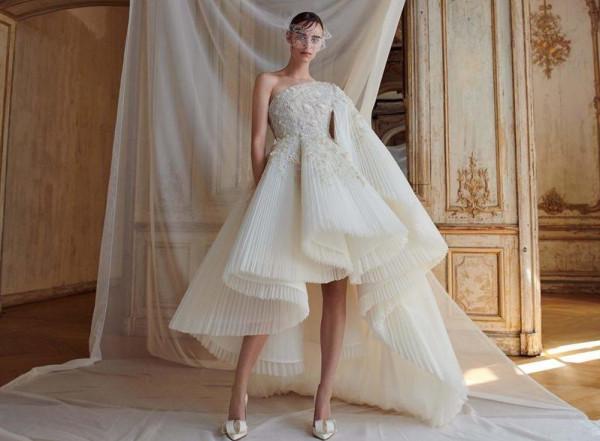 فساتين زفاف من محمد آشي للعروس المتميزة
