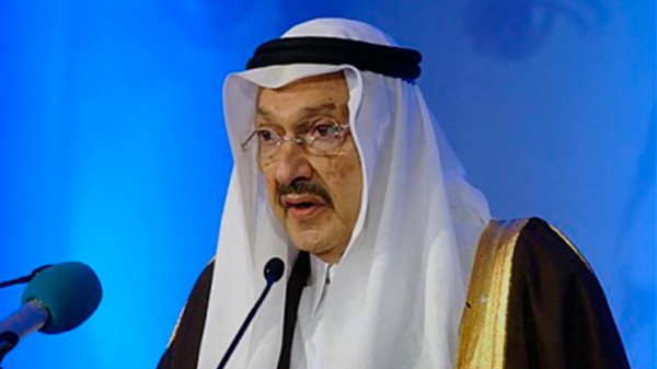 الأمير طلال آل سعود يستنكر اقتحام جيش الاحتلال مقر اللجنة الأولمبية الفلسطينية