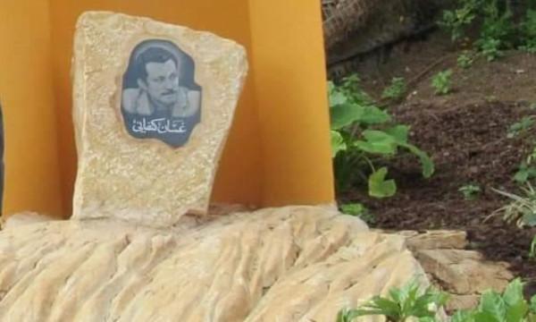 مطالبات إسرائيلية بإزالة نصب تذكاري لأديب فلسطيني في عكا