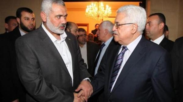 (فتح) ترد على دعوة إسماعيل هنية للقاء الرئيس عباس