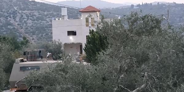 محافظ طولكرم: هدم الاحتلال لجزء من منزل ذوي الشهيد نعالوة جريمة مستمرة