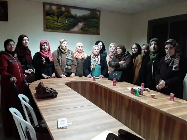 دائرة المرأة ومفتاح تعقدان ورشة عمل حول الانتخابات في محافظة جنين