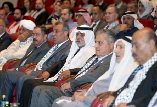 نهيان بن مبارك: علاقة الإمارات وفلسطين عريقة