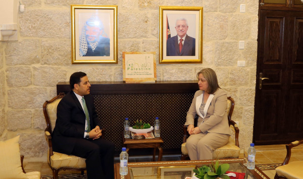 فلسطين والأردن يبحثان سبل تفعيل الترويج السياحي المشترك