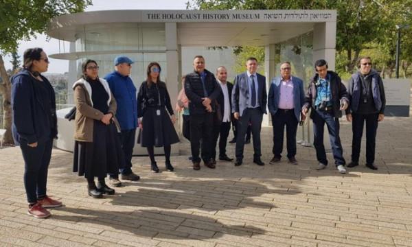 نقابة الصحفيين: ندرس إعلان القائمة السوداء للإعلاميين المطبعين مع إسرائيل