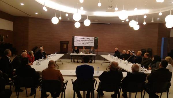 ورشة عمل للملتقى الديمقراطي للإعلاميين في ذكرى تأسيس (أونروا) وصدور القرار 194