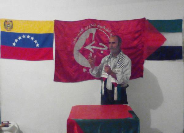 الجبهة الشعبية تحيي ذكرى انطلاقتها في العاصمة الفنزويلية كاراكاس