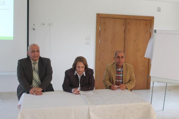 اختتام فعاليات ورشات العمل الحواريه بين المنظمات الاهلية ووزارة الداخلية