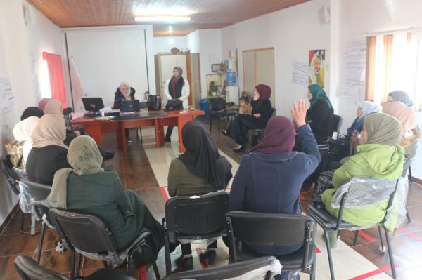 """بيت لحم: محاضرة حول الحديقة المنزلية لناشطات """"السوسنة"""""""