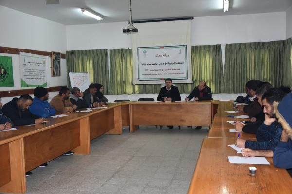 العمل الزراعي ومركز الميزان يطالبان بتوفير الحماية القانونية للصيادين في غزة