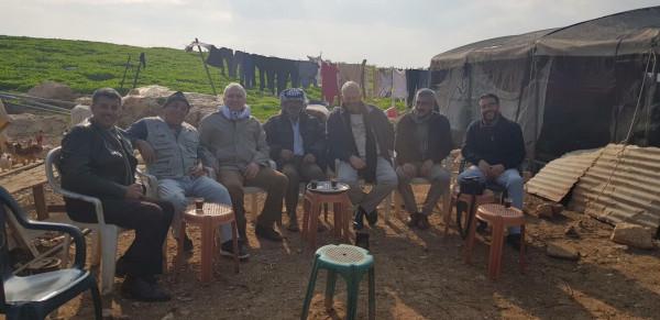 انطلاق حملة بذور الصمود 2 للعام 2019