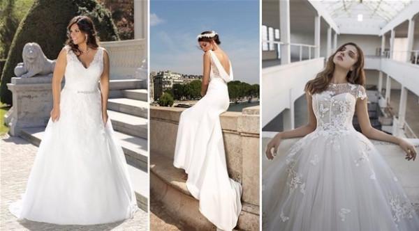 3ce46cd45208e فساتين الزفاف في 2019 مستوحاة من الأميرات