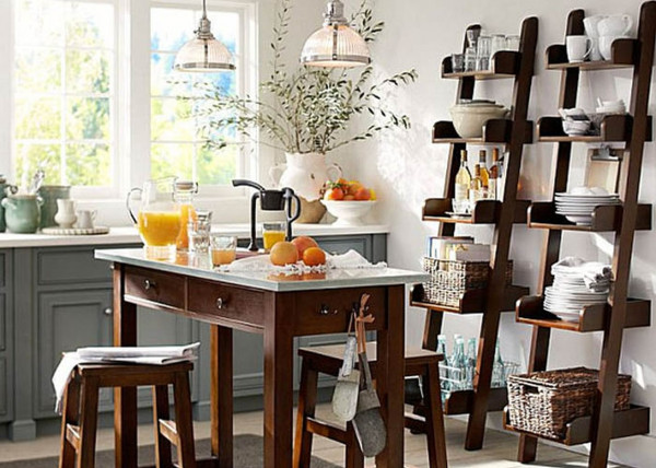 بهذه الأفكار.. حوّلي الأدوات المنزلية للمسات جمالية في مطبخكِ