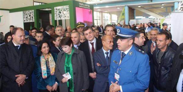 الأمن الوطني يشارك في فعاليات أشغال اللقاء الوطني الأول حول الرياضة