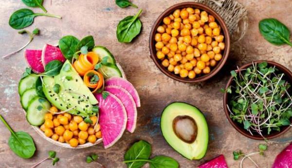 هل جرّبتِ الرجيم النباتي Vegan Diet لإنقاص وزنكِ في السنة الجديدة؟