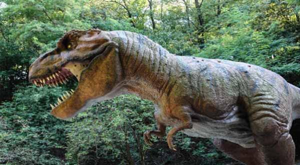 """""""تسونامي"""" مُدمر وراء انقراض الديناصورات"""