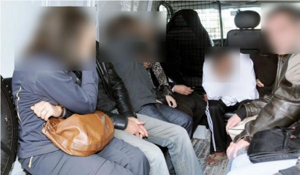 ضبط عامل وزوجته يديران شبكة لتبادل الزوجات بمصر