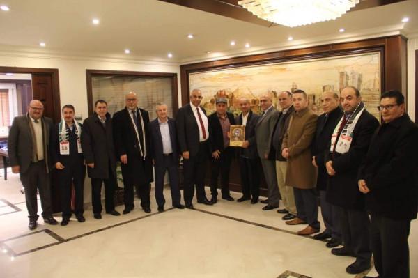 """""""صناعة عمان"""" تنظم معرضا للصناعات الاردنية في جنين"""
