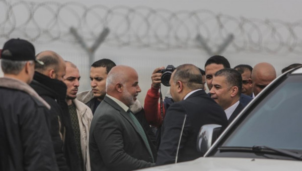 بعد مباحثات مع الفصائل: الوفد المصري يُغادر القطاع بعد زيارة استمرت يوماً واحداً