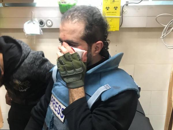 نقابة الصحفيين تحمل الاحتلال مسؤولية استمرار جرائمه بحق الصحفيين ونطالب بالحماية الدولية