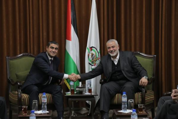 قيادي بحماس يكشف تفاصيل المباحثات مع الوفد الأمني المصري حول المصالحة