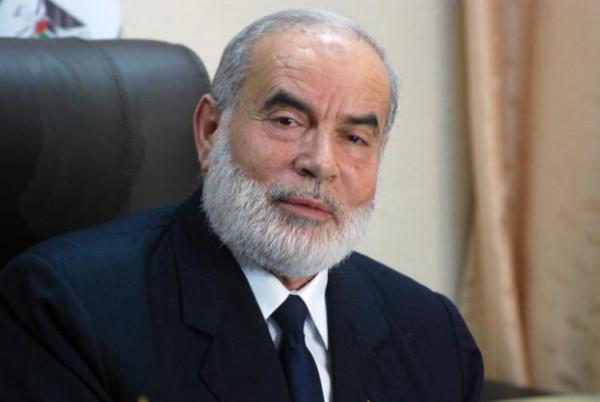 بحر: ندعم إجراء انتخابات شاملة على قاعدة اتفاقات القاهرة